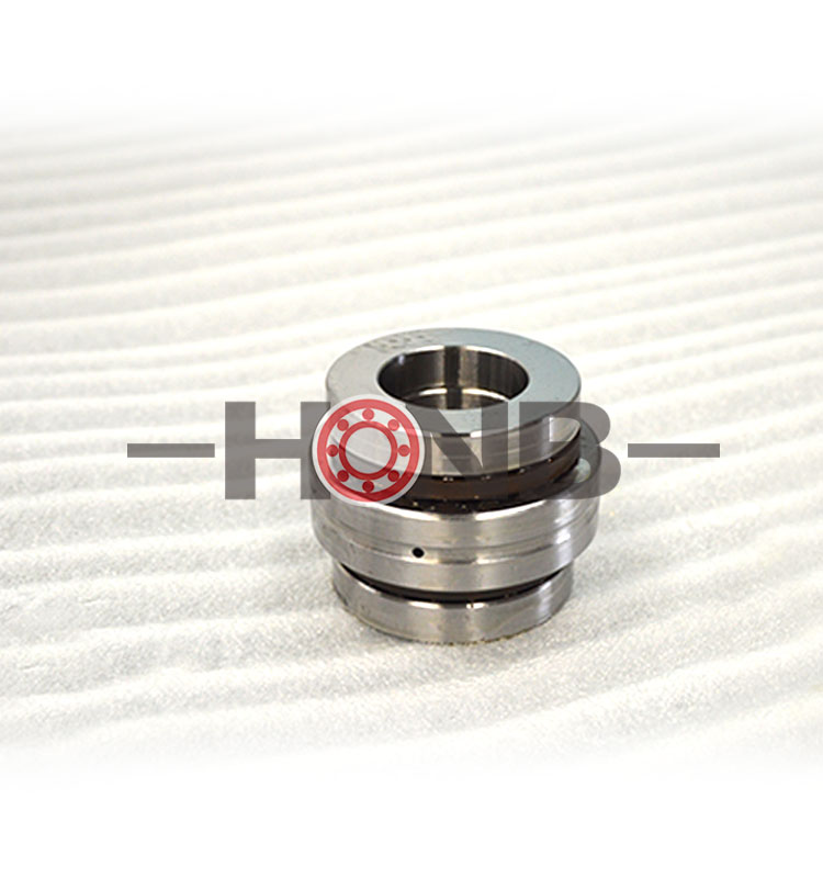 Needle roller/trust cylindrical roller bearing